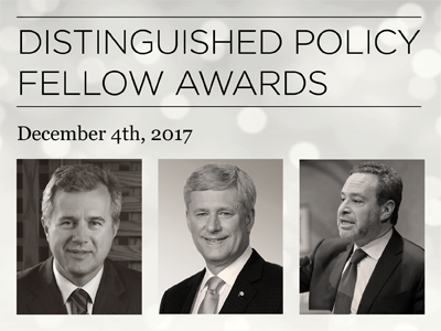 Inaugural Distinguished Fellow Awards Dinner and Ceremony