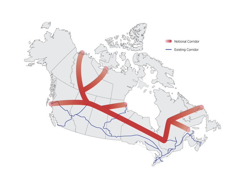 Northern-Corridor-Map