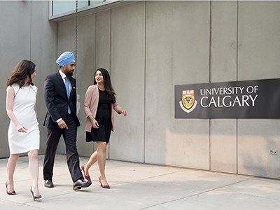 Government of Alberta partnership provides five paid six-month internships for School of Public Policy students – expanding to 10 positions in future years