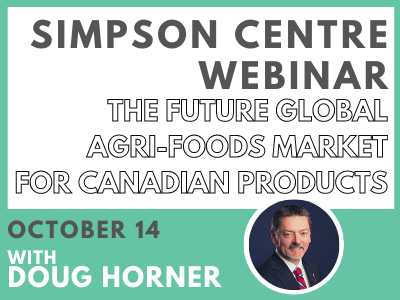 The Future Global Agri-foods Market for Canadian Products: High Tech and High Demand