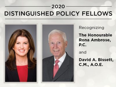 2020 Distinguished Policy Fellows