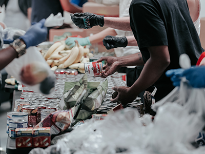 Social Policy Trends: Unemployment and the Use of Food Banks