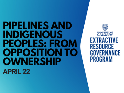 Pipelines and Indigenous Peoples: From Opposition to Ownership