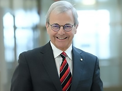 Peter MacKinnon appointed interim director of The School of Public Policy